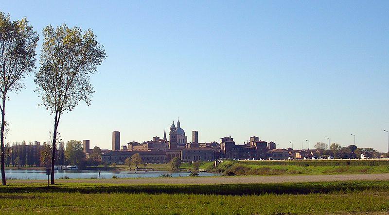 Mantova_Skyline